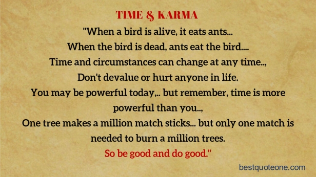 Image result for lesson of time when a bird is alive